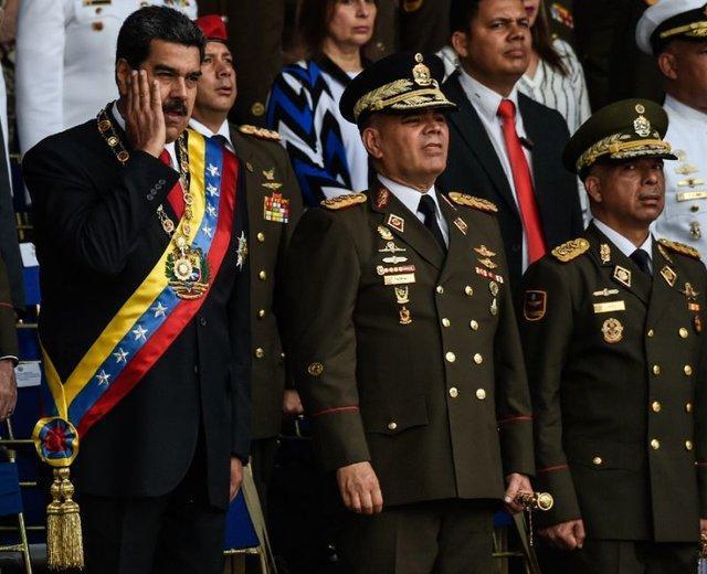 روسیه کوشش آمریکا برای تغییر موضع ارتش ونزوئلا را محکوم کرد