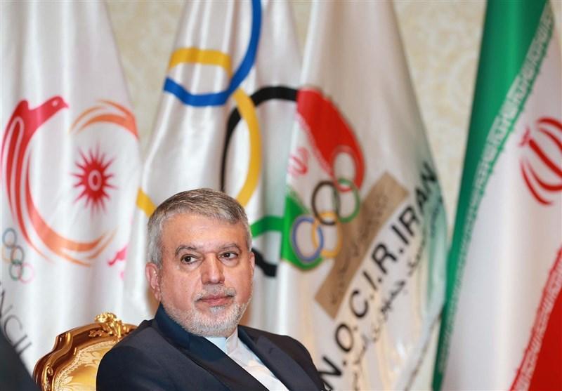 صالحی امیری: المپیک 2020 را نشانه گرفته ایم، نهادی برای تقابل با وزارت ورزش نیستیم