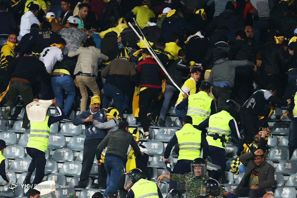 عربشاهی: لیدرها نقش اساسی در آرام کردن فضای استادیوم ها دارند