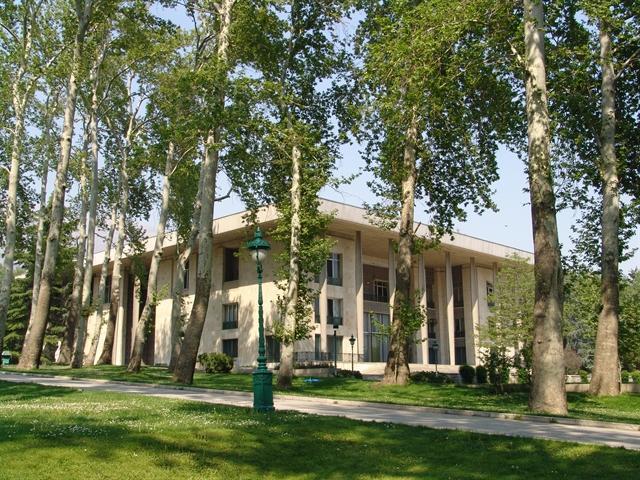 کاخ اختصاصی مجموعه نیاوران 16 تیر تعطیل است