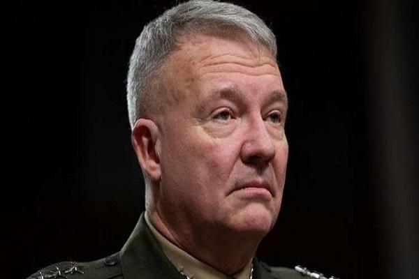 مک کنزی: نظامیان بیشتری به سوریه نمی فرستیم