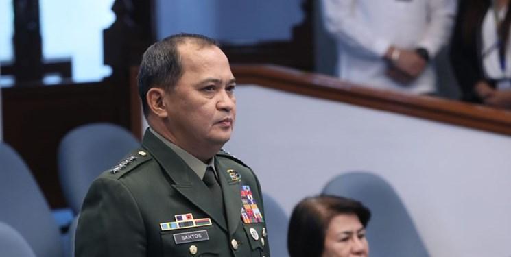 رئیس ستاد کل ارتش فیلیپین به کرونا مبتلا شد