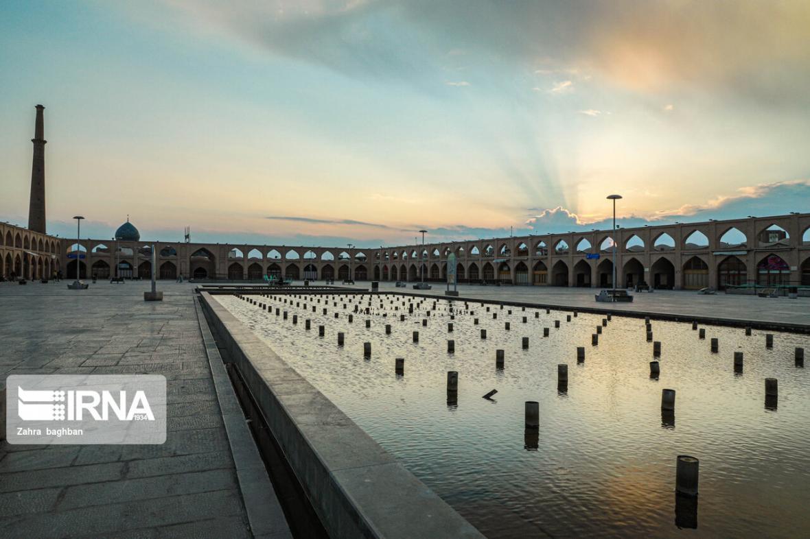 خبرنگاران سالهای سخت میراث فرهنگی اصفهان