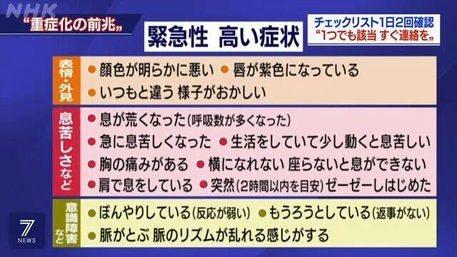 ژاپن فهرست جدیدی از علائم کرونا را منتشر کرد