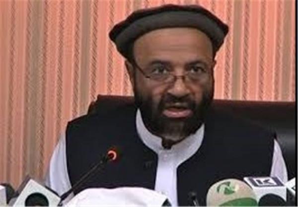 ارغندیوال: گروه های خاصی در ریاست جمهوری افغانستان توطئه می نمایند